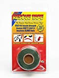 EMERGENCY REPAIR TAPE: Our self-fusing silicone tape is a must-have addition to any tool box, car or home emergency kit, repair shop, or pretty much anywhere! This tape won't stick to anything except itself, making it completely versatile. Whether re...