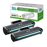 InkJello Compatibile Toner Cartuccia Sostituzione Per Samsung ML-1660 ML-1665 ML-1670 ML-1675 ML-1860 ML-1865 ML-1865W SCX-3200 SCX-3205 SCX-3205W MLT-D1042S (Nero 2-Pack)