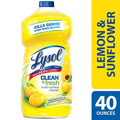 Grab Lysol Cleaning Refill Bottles From Amazon!!!!