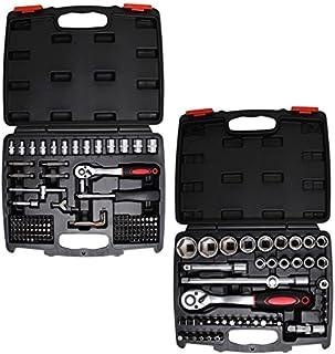 19 unidades Conjunto de herramientas de rodamiento de rueda Kraftmann 67300