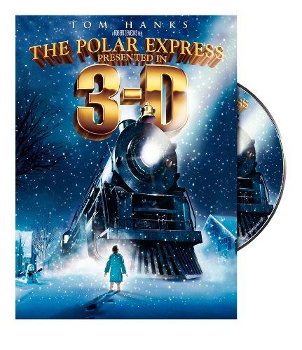 Polar Express: 3-D [DVD] [2004] [Region 1] [US Import] [NTSC]