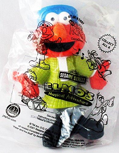 DQ Dairy Queen Sesame Street Elmo