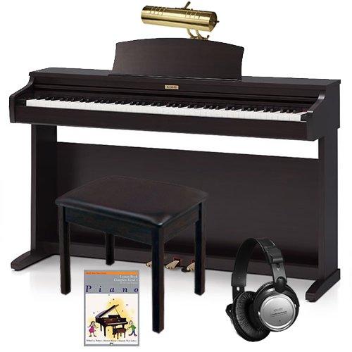Kawai KDP90 Digital Piano COMPLETE HOME BUNDLE - 4 Items