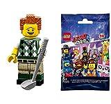 レゴ (LEGO) ムービー2 ミニフィギュア シリーズ おしごと社長(ゴルファー・プレジデントビジネス)【71023-12】