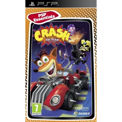 Essential Crash tag team racing