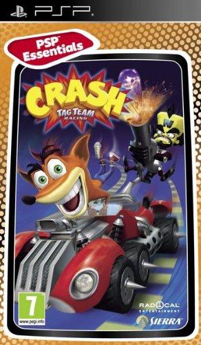 Activision - 76559IT - PSP CRASH TAG TEAM RACING PSP ESSENTIALS