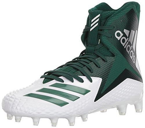 adidas Hombres Freak X Low & Mid Tops Schnuersenkel Baseball Schuhe Gruen Groesse 18 Us /