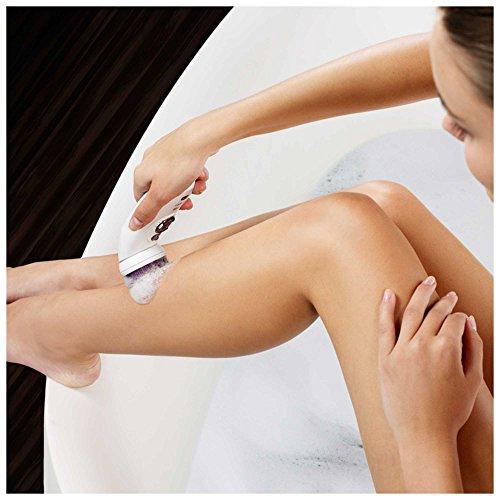 Braun Silk-épil SkinSpa 79 spa exfoliating Replacement Brush.