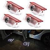 Projecteur de Porte de Voiture Fantôme Ombre Logo Lumière Bienvenue laser pour W166 W212 lumière W246 W176 W205 X164 Benz Classe B Classe C Classe E Classe GL GLC GLE GLS GLA (4)