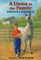 Llama in the Family: Reader 0153143827 Book Cover