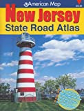 American Map New Jersey State Road Atlas