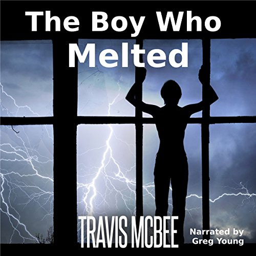 The Boy Who Melted cover art