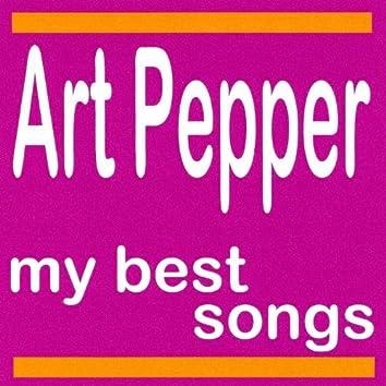 Art Pepper : My Best Songs