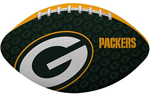 NFL Gridiron Junior-Size Youth Football, Green Bay Packers