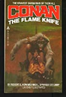 Conan-flame Knife 0441114636 Book Cover