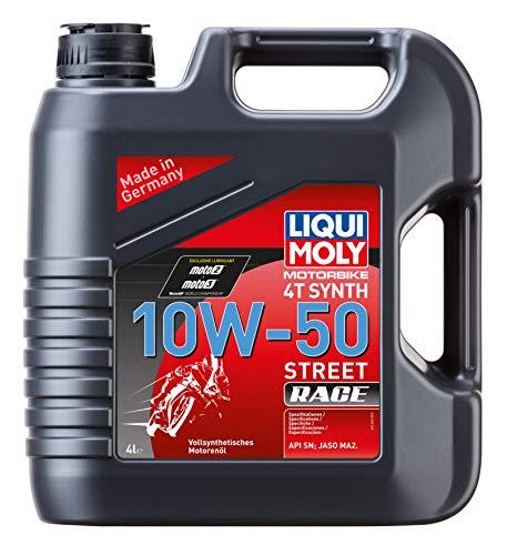 4-?Takt Motoröl 10W-50 Street Race 4T Synth. (4 L) Liqui Moly 1686