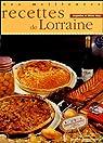 Les meilleures recettes de Lorraine par Haye