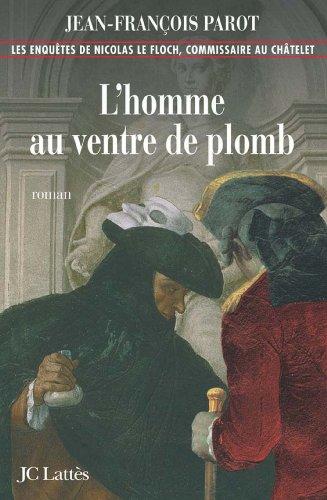 L'homme au ventre de plomb : N°2 : Une enquête de Nicolas Le Floch (French Edition)