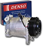 Nissan Maxima A/C Compressor Clutches & Components - Denso AC Compressor & Clutch for Nissan Maxima 3.5L V6 2009-2014 HVAC Air Conditioning Heat