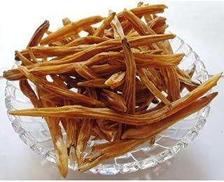 Shatavari Yellow Tuberous Roots Asparagus Racemosus Sitavar Peeli Free Shipping (450 Grams)
