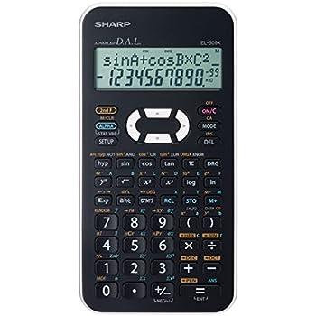 Sharp EL 509 XB Calcolatrice