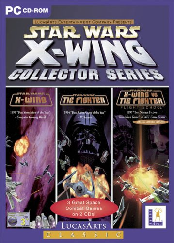 Star Wars X-Wing Collector Series PC DVD