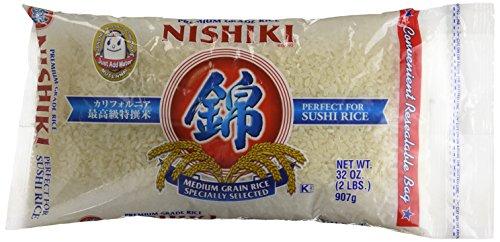 Nishiki Premium Grade Rice 2lbs.