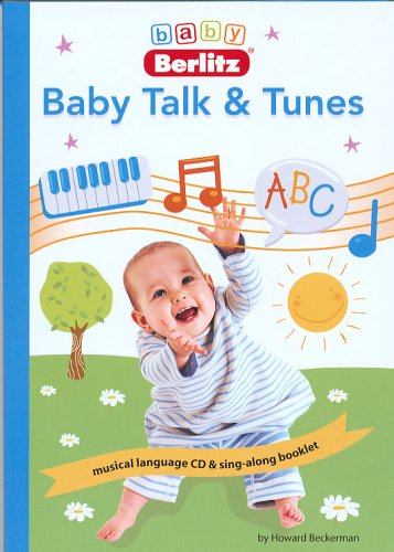 English Baby Berlitz Talk and Tunes (Berlitz Baby Talk and Tunes)