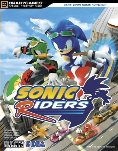 Sonic? Riders Official Strategy Guide