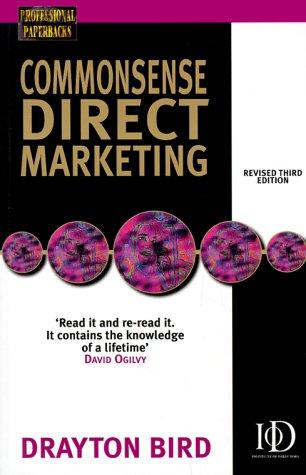 Commonsense Direct Marketing (Professional Paperbacks)