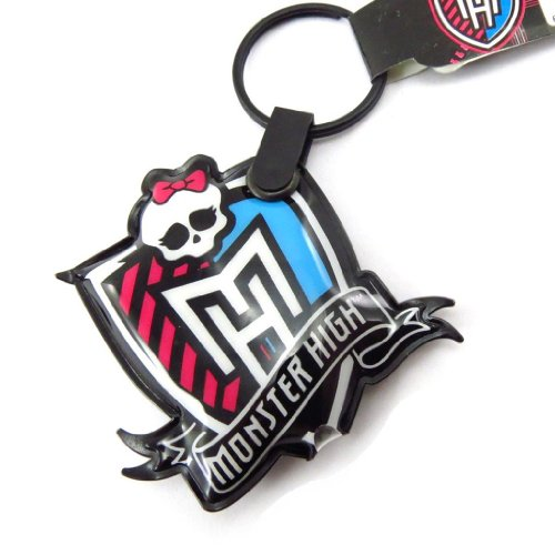 Monster High [J5134] - Keychain licht 'Monster High' schwarzen fleck.