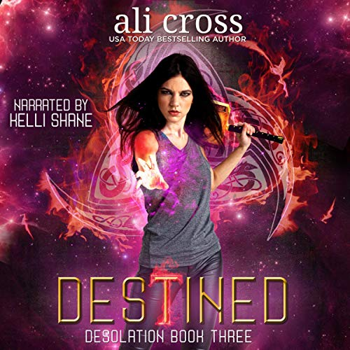 Destined  By  cover art