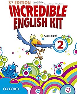 Incredible English Kit 2: Class Book 3rd Edition (Incredible English Kit Third Edition) - 9780194443654