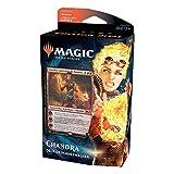 Magic The Gathering- Planeswalker Chandra, catalizador de Llamas, edición básica 2021 (Wizards of The Coast C76581010)