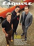 Esquire Magazine (Summer, 2019) The Wild Bunch Brad Pitt Leonardo DiCaprio and Quentin Tarantino
