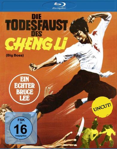 Bruce Lee - Die Todesfaust des Cheng Li - Uncut [Blu-ray]