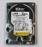 Western Digital 2TB SATA HDD 3.5' 2000 GB Serial ATA II - Disco Duro...
