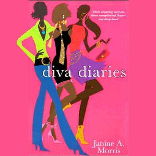 Diva Diaries  audiobook cover art