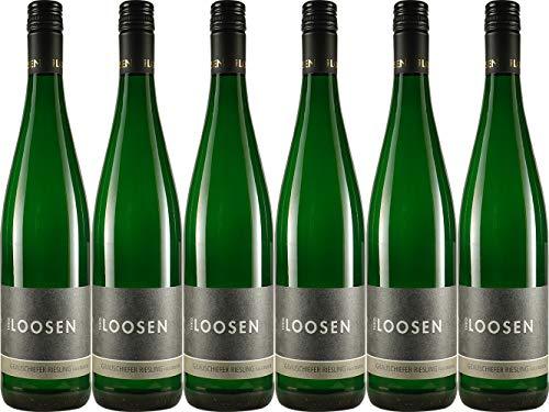 Theo Loosen GRAUSCHIEFER Riesling Hochgewächs 2019 Halbtrocken (6 x 0.75 l)