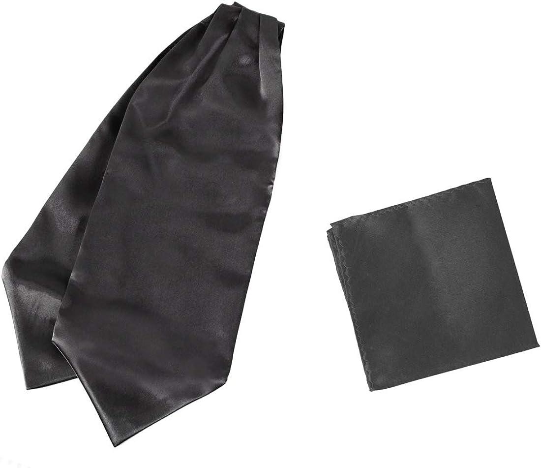 Dan Smith Men's Satin Cravats, Hanky, Cummerbund available for Fashion Selection
