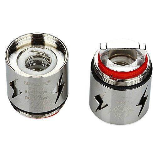 DIY-24H - Smok 3er Pack V12 Q4 - 0.15 Ω Ohm Verdampferköpfe Coils Head für TFV12 Verdampfer