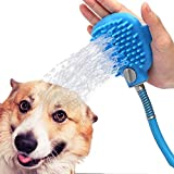 Meric Pet Grooming and Bathing Sprayer, Ideal for Dogs with Rough Coats Or Undercoats, Time and Water, Makes Baths Fun and Fast, Easy to Install and Use