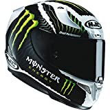 Hjc Monster Motorradhelm Rpha 11 Military Weiß-Sand (Small , Weiß)