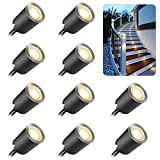 Recessed LED Deck Light Kits with Protecting...