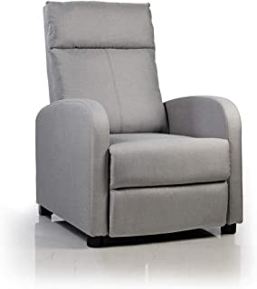 Amazon.es: sillon reclinable tela