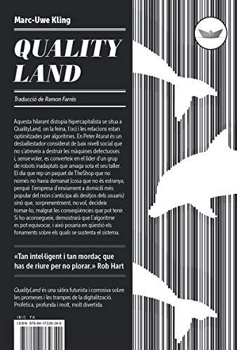 QualityLand: 47 (Antípoda)