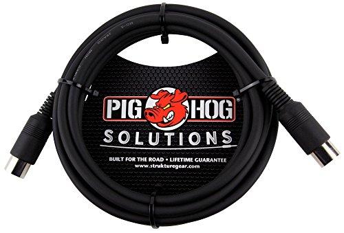 Pig Hog PMID Series PMID10 MIDI Cable, 10-Feet
