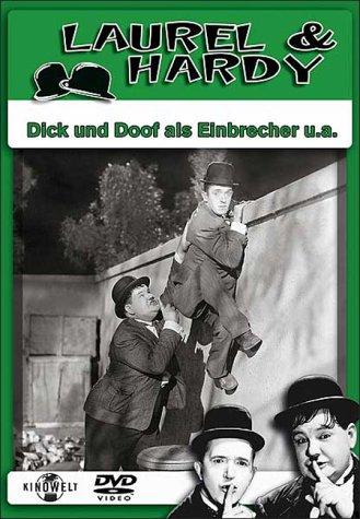 Laurel & Hardy - Dick und Doof als Einbrecher u.a.