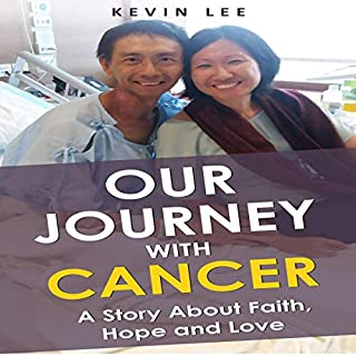 Our Journey with Cancer audiobook cover art