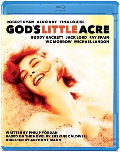God'S Little Acre [Edizione: Stati Uniti] [Reino Unido] [Blu-ray]